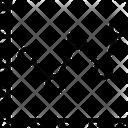 Dot Plot graph Icon