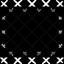 Rectangle Dot Icon