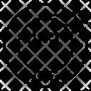 Dot Stamp Icon