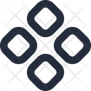 General Dots Icon