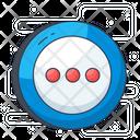 Dots Format Menu Icon