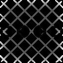 Dots Horizontal More Icon