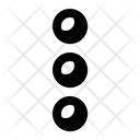 Dots Options More Icon