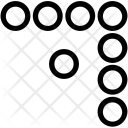 Dots Coderwall Logo Icon