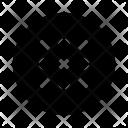 Dots Circle Round Icon
