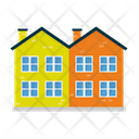 Double Twin Home Icon