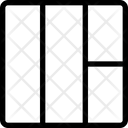 Double Bar Left Icon