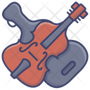 Double bass Icon