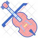 Double Bass Bass Double Icon