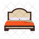 Bed Double Icon
