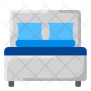 Bed Bedroom Home Icon