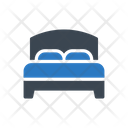 Bed Interior Furniture Icon