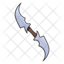 Double Side Blade Weapon Weapons Icon