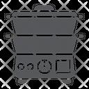 Double Boiler Kitchen Icon