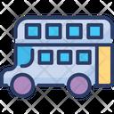 Bus Double Decker London Icon