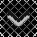 Double Chevron Icon
