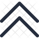 Double Chevron Icon