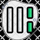 Double Content Left Icon