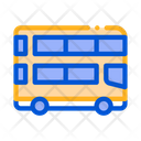 Public Transport Paratransit Icon