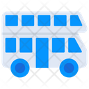 Van Transport Coach Icon