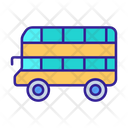 Public Transport Bus Icon