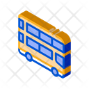 Bus Public Transportation Icon