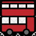 Double Decker Bus Bus Double Decker Icon