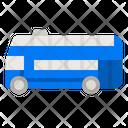 Double Decker Bus Icon
