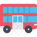Double Decker Delivery Icon
