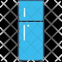 Double Door Refrigerator Icon
