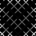 Double Down Arrow Down Arrow Arrow Icon