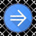 Arrow Navigation Double Icon