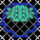 Ibrain Head Double Mind Human Mind Icon