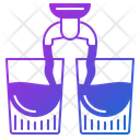 Double Shot Portafilter Double Icon