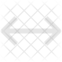 Double Side Arrow Double Side Expand Expand Icon