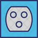 Double Socket Icon