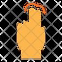 Double Tab Icon