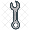 Double Type Wrench Icon