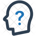 Question Head Doubt Icon