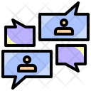 Doubt Communication Answer Icon