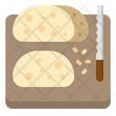 Dough Sour Bakery Icon
