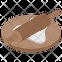 Dough Roller Icon