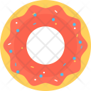 Donut Food Dessert Icon