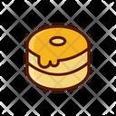 Donut Dukin Donut Doughnut Icon