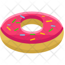 Doughnut Sweet Dessert Icon