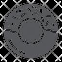 Donut Delicious Food Icon