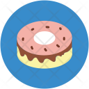 Donut Confectionery Bakery Icon