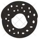 Bagel Food Doughnut Icon