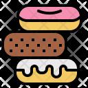 Donut Doughnut Sweet Icon