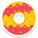 Bagel Bakery Dessert Icon